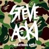 A BATHING APE x Steve Aoki コラボが8/18から発売 (ア ベイシング エイプ スティーブ・アオキ)