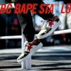A BATHING APEからABC CAMO柄で仕上げた新作「BAPE STA LOW」が5/11発売 (ア ベイシング エイプ)