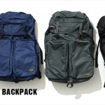 SILAS MILITARY NYLON BACKPACKが発売! (サイラス ミリタリー ナイロン バックパック)