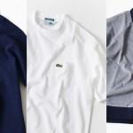 LACOSTE × SHIPS 別注 ポロシャツが5月中旬~発売! (ラコステ シップス)