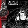 【7/22発売】主人公のルフィが成長し強くなっていく姿を表現した「ワンピース」×「G-SHOCK」コラボレーション (Gショック ジーショック ONE PIECE GA-110JOP)