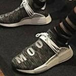 "Pharrell Williams x adidas Originals NMD_R1 ""HUMAN RACE – CLOUD MOOD"" (ファレル・ウィリアムス アディダス オリジナルス エヌ エム ディー アール ワン ""ヒューマン レース"")"