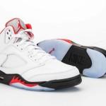 """【本日9:00】Air Jordan 5 """"Fire Red""""【エアジョーダン5 ファイアレッド】"""