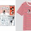ユニクロ UT にて日本を代表する漫画家「手塚治虫 / 赤塚不二夫 / しりあがり寿」と世界の「ミッキーマウス」とのコラボTEE 全8型が4/13 発売 (UNIQLO)