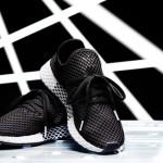 """10/19発売!KICKS LAB. × adidas Originals DEERUPT RUNNER """"Core Bakc/White"""" (キックスラボ アディダス オリジナルス ディーラプト ランナー """"コアブラック/ホワイト"""") [F97486]"""