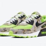 """【5月23日発売】Nike Air Max 90 """"Green Camo"""" CW4039-300"""