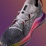 """4/15 発売!アディダス オリジナルス 4D フュージョ """"ホワイト/ウルトラパープル"""" (adidas Originals 4D FUSIO """"White/Ultra Purple"""") [FY3609]"""