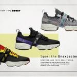 リーボック「SOLE FURY」× アディダス「BOOST」を組み合わせた「SOLE FURY BOOST」が11/22から発売 (REEBOK adidas ソールフューリー ブースト)