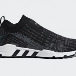 """アディダス オリジナルス エキップメント サポート ソック プライムニット """"コア ブラック/グレー ファイブ"""" (adidas Originals EQT SUPPORT SOCK PRIMEKNIT {PK} """"Core Black/Grey Five"""") [B37526]"""