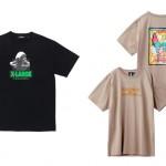 【ALIEN/Frank Kozik コラボ】XLARGE/X-girl コラボ/レギュラーアイテムが6/28、6/29から発売 (エクストララージ エックスガール)