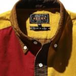 BEAMS PLUS / コーデュロイ パネル ボタンダウン シャツが10月上旬発売 (ビームス プラス)