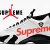 SUPREME × NIKE AIR JORDAN 14 2カラーが2019年秋冬シーズンにリリースか!? (シュプリーム ナイキ エア ジョーダン 14 2019 F/W)