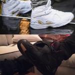 """2018年1月発売予定!OVO × NIKE AIR JORDAN 8 RETRO """"Black/White"""" (OVO ナイキ エア ジョーダン 8 レトロ """"ブラック/ホワイト"""") [AA1239-045,135]"""