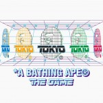 東京オリンピックからインスパイア「BAPE TOKYO TEE COLLECTION」が7/10 発売 (A BATHING APE ア ベイシング エイプ)