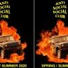 【発売日未定】Anti Social Social Club S/S 2020 COLLECTION (アンチ ソーシャル ソーシャル クラブ)