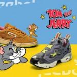 ネズミ年の2020年「トムとジェリー」と「リーボック」のコラボレーションコレクション「REEBOK × Tom & Jerry」が1/24発売