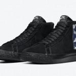 【4月4日発売】Isle Skateboards x Nike SB Blazer Mid CW2186-001