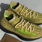 """【新画像】adidas Yeezy Boost 380 """"Hylte Glow""""【イージーブースト380 ハイライトグロー】"""