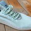 """Pharrell Williams x adidas Originals Human Race Tennis HU """"Light Blue/White"""" (ファレル・ウィリアムス アディダス オリジナルス ヒューマン レース テニス """"ライト ブルー/ホワイト"""")"""