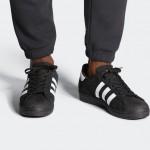 """2/4 発売!忠実に復刻された adidas Originals SUPERSTAR """"Black/Gold"""" (アディダス オリジナルス スーパースター """"ブラック/ゴールド"""") [FV0321]"""