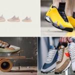 """【まとめ】6/22 発売の厳選スニーカー!(adidas Originals YEEZY BOOST 350 V2 """"Synth"""")(NIKE AIR JORDAN 14 SE """"Reverse Ferrari"""")(NIKE DAYBREAK SP)(adidas Originals by Hender Scheme ZX 4000 4D)"""