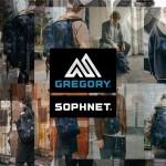 10/5発売!SOPHNET. x GREGORY 2019-20 A/W COLLECTION (ソフネット グレゴリー)