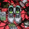 """7/13発売予定!ゲームの世界観をイメージしたカラーリングのPUMA RS-0 """"Game Restart"""" """"Black/Lime Green"""" (プーマ) [367969-01]"""
