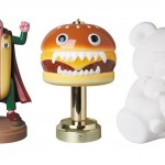 UNDERCOVER × MEDICOM TOY コラボ LAMP3種 Helmut Hot Dog Man Lamp/HAMBURGER LAMP/BEAR FLOOR LAMPが9/25 発売 (メディコムトイ アンダーカバー)