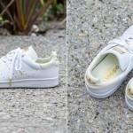 """10月下旬発売!EDIFICE × adidas Originals STAN SMITH RECON """"White/Gold"""" (エディフィス アディダス オリジナルス スタンスミス リーコン """"ホワイト/ゴールド"""")"""